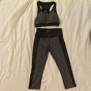 Calvin Klein Dark Gray Matching Set